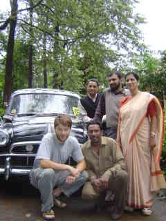 Father Tomy, Doctor (Sister) Rosily, Jacob, Prakash
